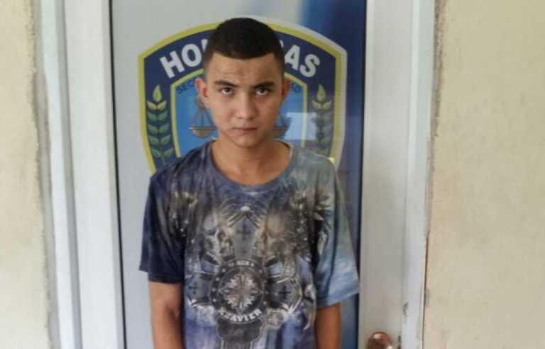 Cae presunto marero tras enfrentarse con la Policía en SPS