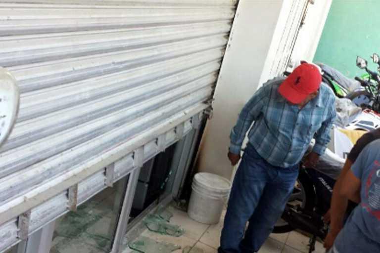 La Ceiba: Una mujer muerta y tres guardias heridos deja asalto a carro de valores