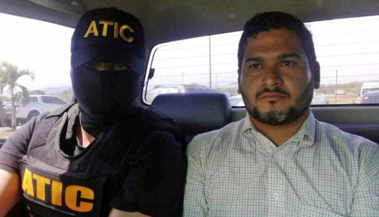 A la cárcel presunto autor intelectual de la muerte de Berta Cáceres