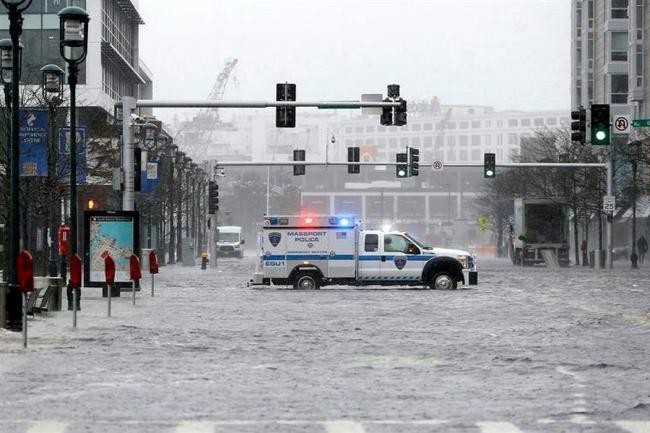 Por una tormenta cancelan cientos de vuelos en Nueva York