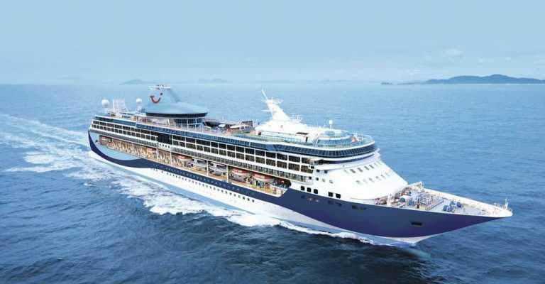 Crucero con casi 2,600 turistas a bordo llega a Trujillo