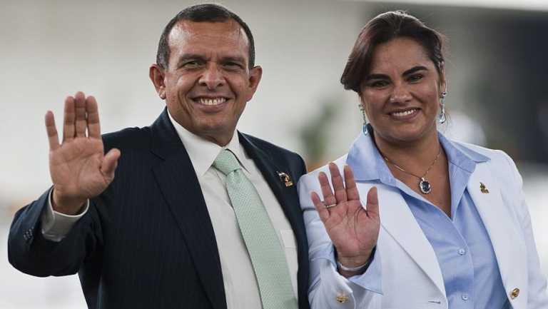 Porfirio Lobo revela que orden de capturar a su esposa vino de Casa Presidencial