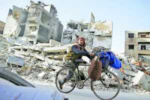 ¿ El nuevo Alepo?: Guta antes y después de la masacre en Siria