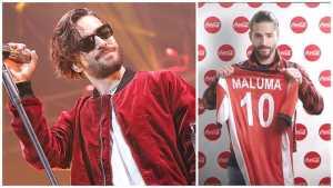 Maluma interpretará una de las canciones del Mundial Rusia 2018