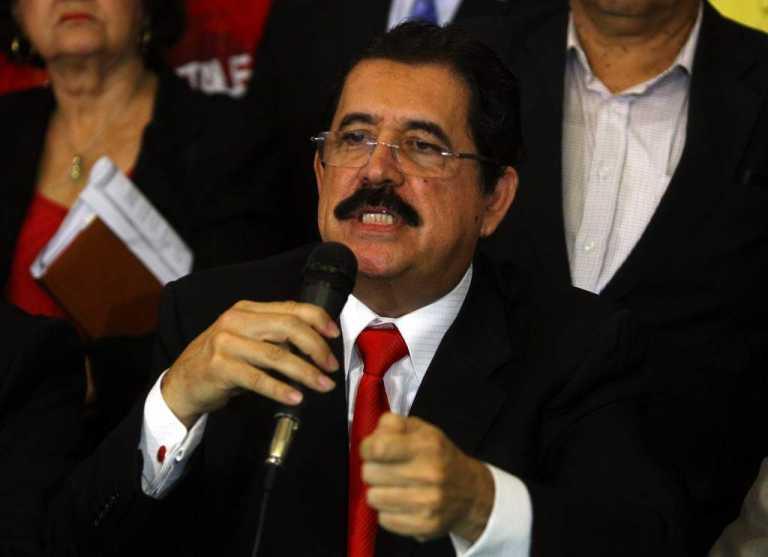 Mel Zelaya: «Informe de la UE apaña el fraude electoral de JOH»