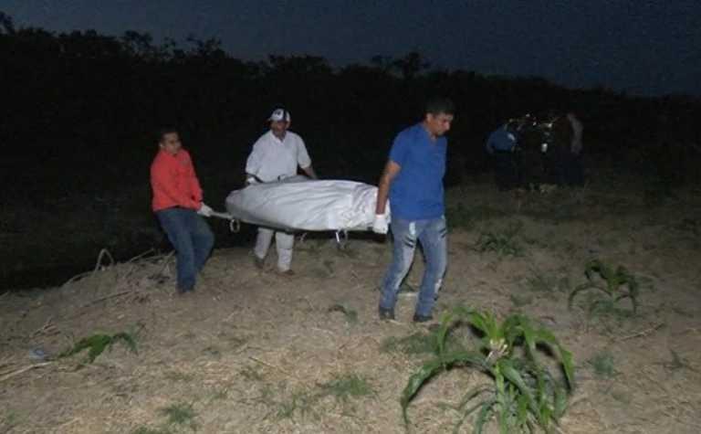 Encuentran a una pareja asesinada en un crique de San Pedro Sula