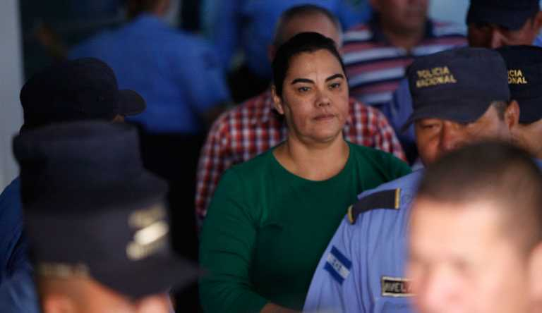 Este sábado continuará audiencia inicial contra Rosa Elena de Lobo