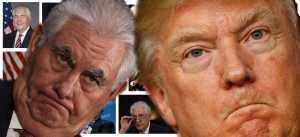 Donald Trump destituye a Rex Tillerson  y nomina al director de la CIA en su lugar