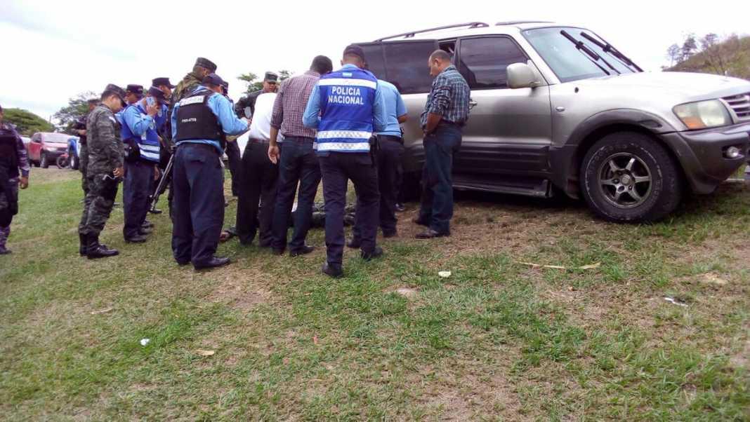 militar asesinado en Comayagua