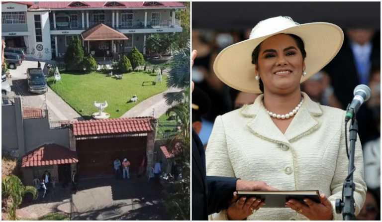 Abogados de Rosa Elena Bonilla de Lobo piden que se devuelvan sus bienes