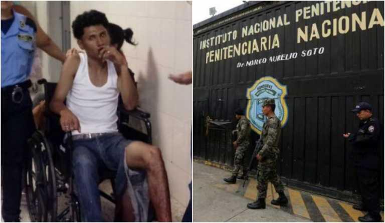 A Támara el herido que relacionan con homicidio de estudiante en la Nueva Suyapa