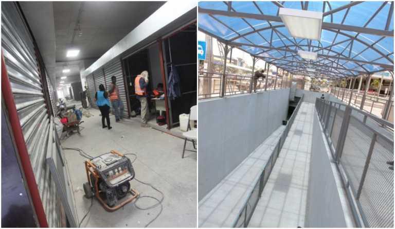 Tegucigalpa contará con su primer túnel peatonal a partir de esta semana