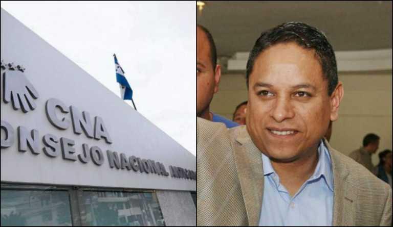 CNA pide copias de cheques extendidos al expresidente del CAH, José María Díaz