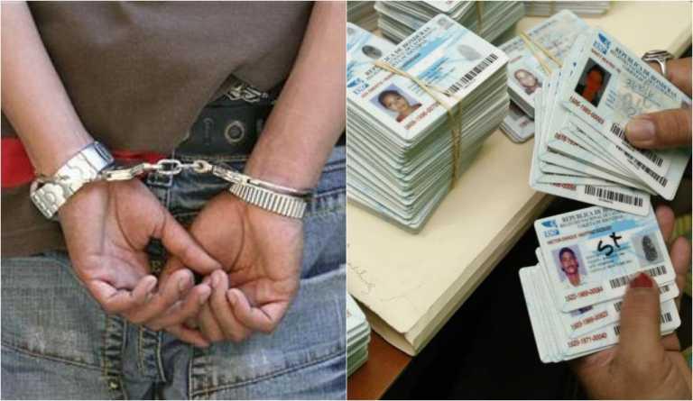Nueva tarjeta de identidad hondureña ayudará a capturar criminales