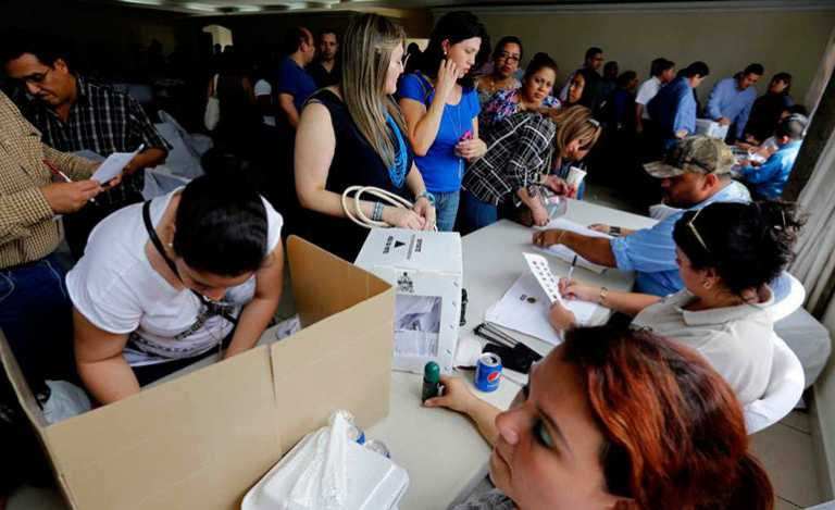 Admiten recursos interpuestos contra resultados de elecciones 2017
