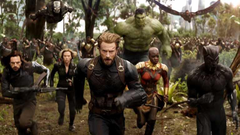 «Avengers: Infinity War» recaudó USD 250 millones en EEUU en su primer fin de semana