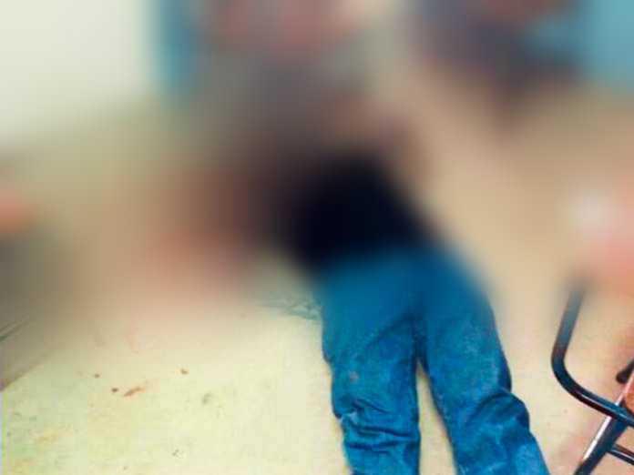 matan a maestro en Olancho