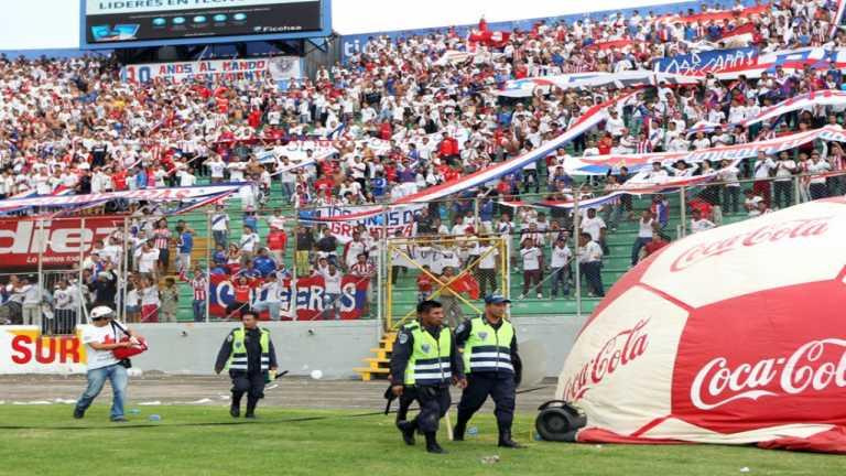 ¡Olimpia espera estadio lleno el domingo ante Motagua!