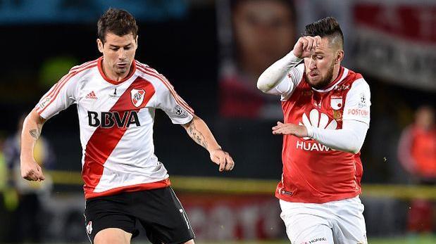 Copa Libertadores: River Plate decepciona ante Independiente de Santa Fe
