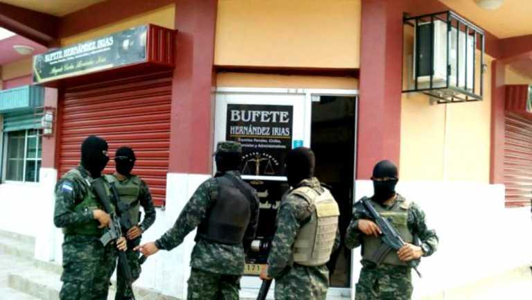 Dentro de su bufete asesinan a abogado en Tela, Atlántida