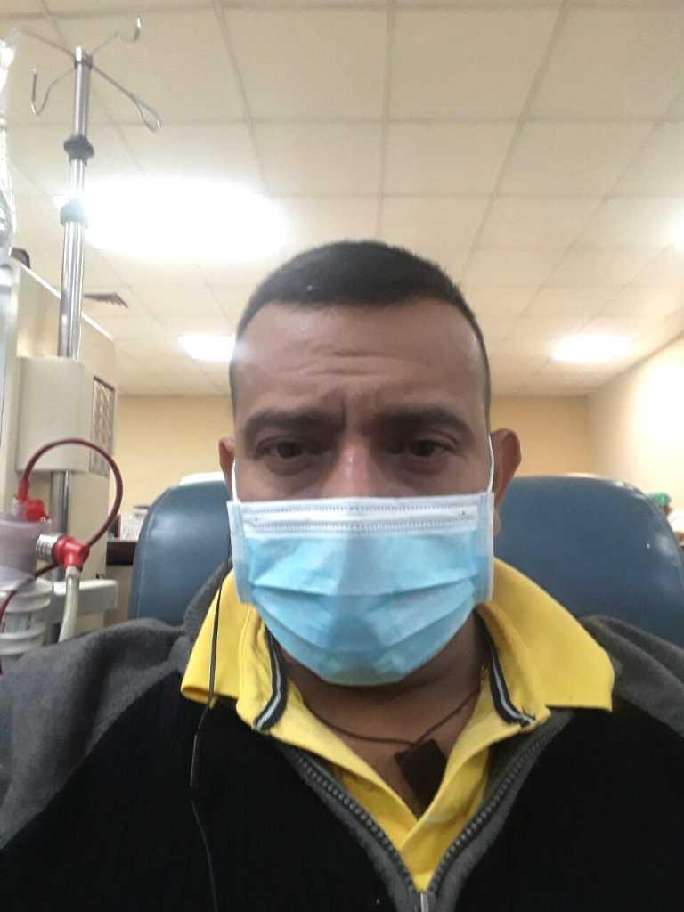 Ayuda a César Rodríguez: necesita $30 mil para trasplante de riñón