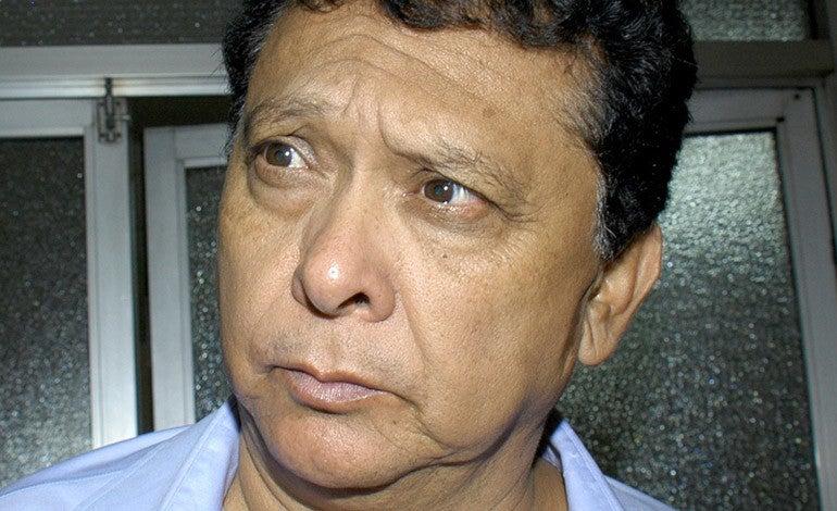 Daniel Durón, representante de la junta directiva del Instituto Hondureño de Seguridad Social (IHSS).