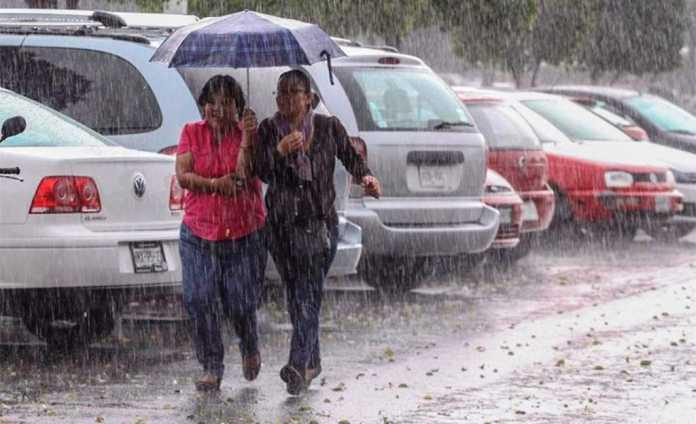lluvias y chubascos para este sábado en honduras