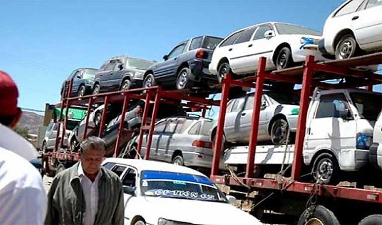 Vehículos con más de diez años de uso no pueden ingresar a Honduras