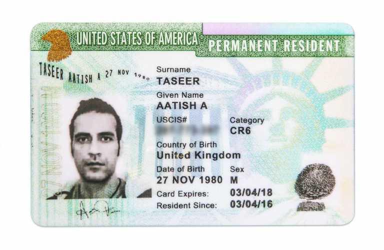 """La """"Green Card"""" y los permisos de trabajo tendrán otra forma de envío en Estados Unidos"""