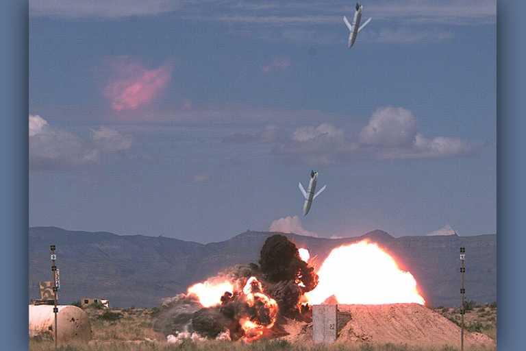 Este es el misil que utilizó Estados Unidos para bombardear Siria