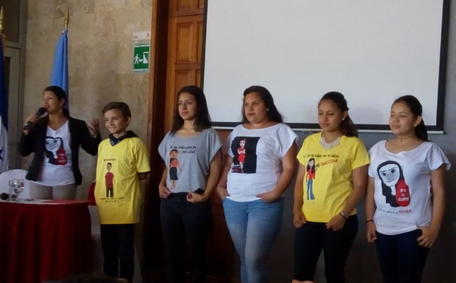 Lanzan campaña en contra del acoso urbano en Honduras