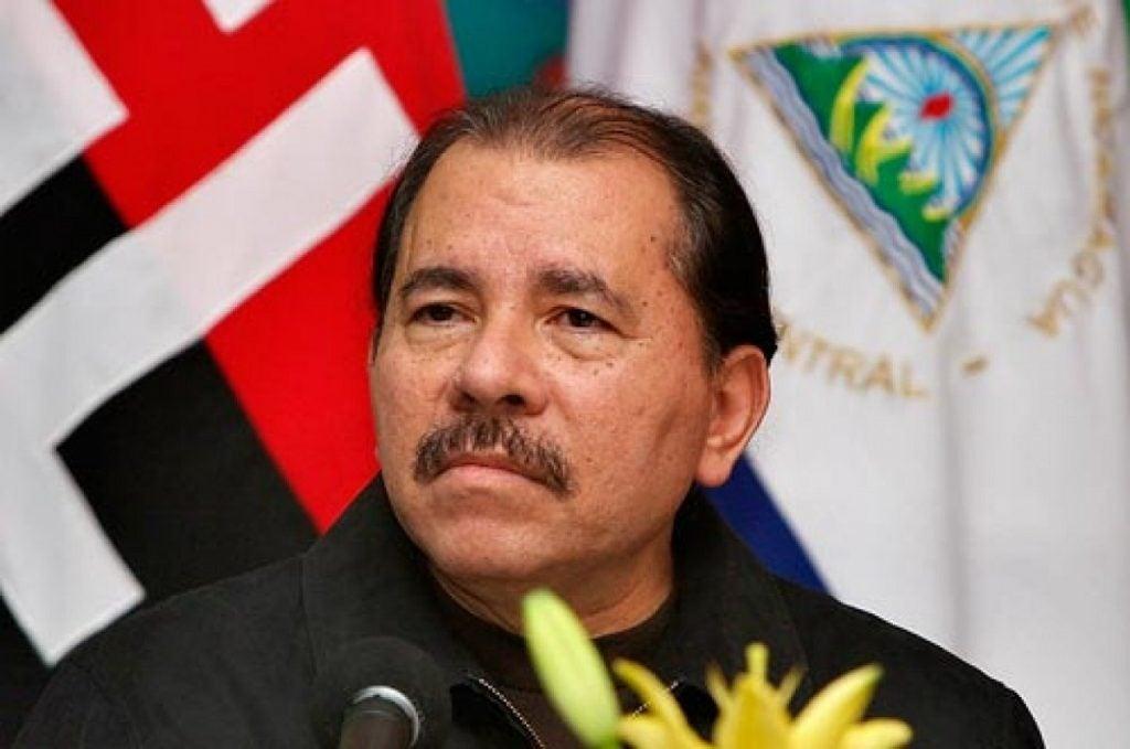 presidente de nicaragua