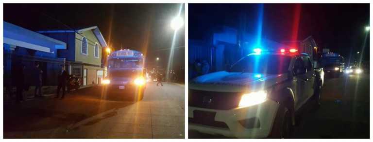 Iglesia de Siguatepeque sufre persecución; fue ataca con gases tóxicos