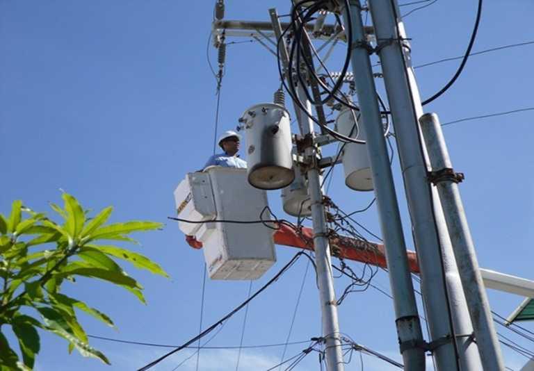 Honduras: Algunas zonas no tendrán energía eléctrica este lunes