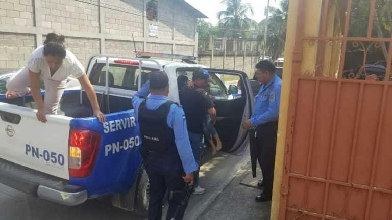 Con señales de haber sido violada encuentran a una menor en Copán