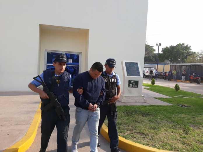 asesino en el Villeda Morales