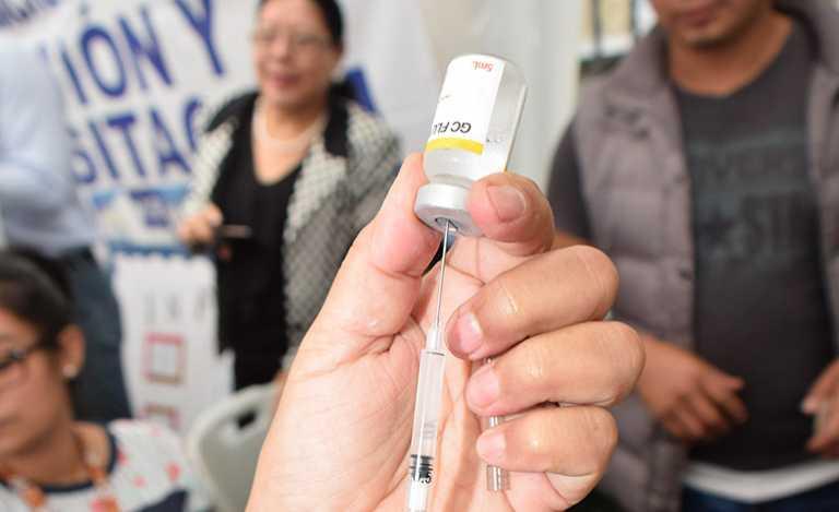 El 4 de junio inicia jornada de vacunación en todo el territorio nacional