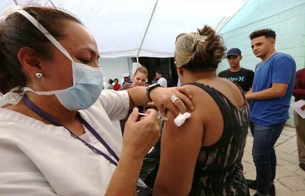 Mañana reactivarán jornada de vacunación contra la influenza H1N1