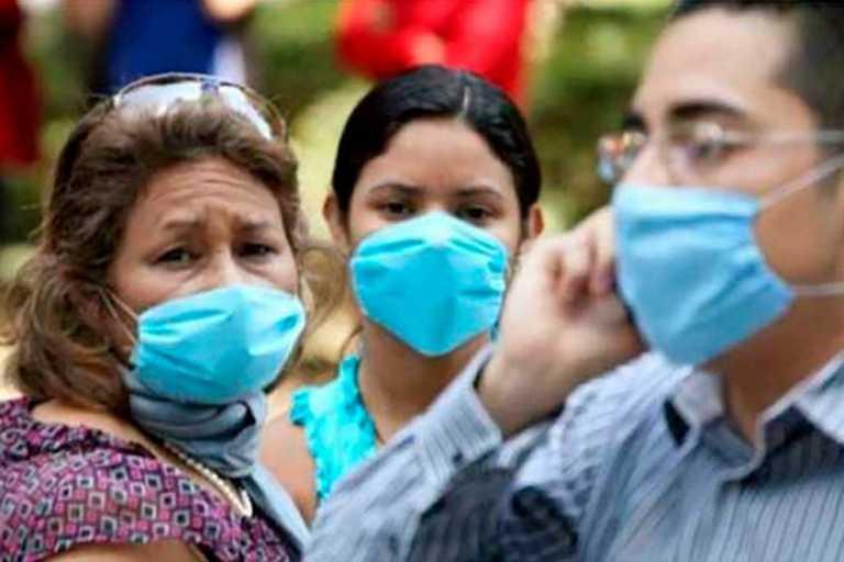 ¡Alerta! Salud registra más de 170 casos de influenza H1N1