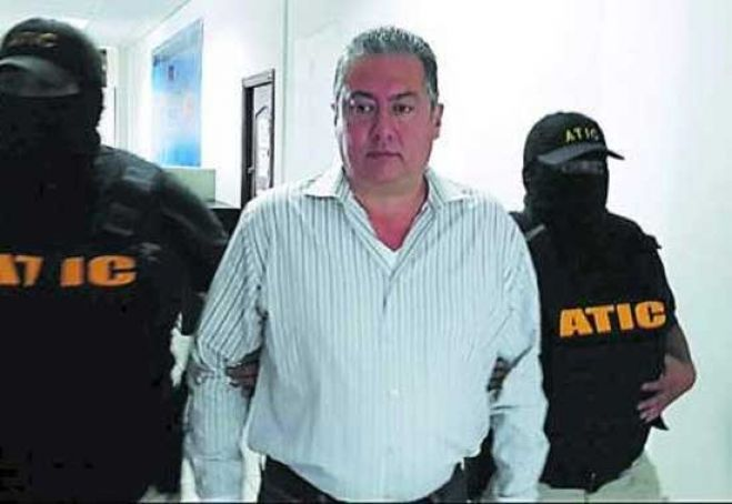 Resuelven dejar en libertad al ex ministro de la SERNA Darío Cardona