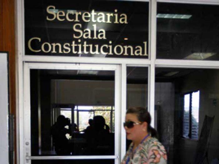 Sala Constitucional resuelve que convenio de la MACCIH está apegado a la constitución hondureña