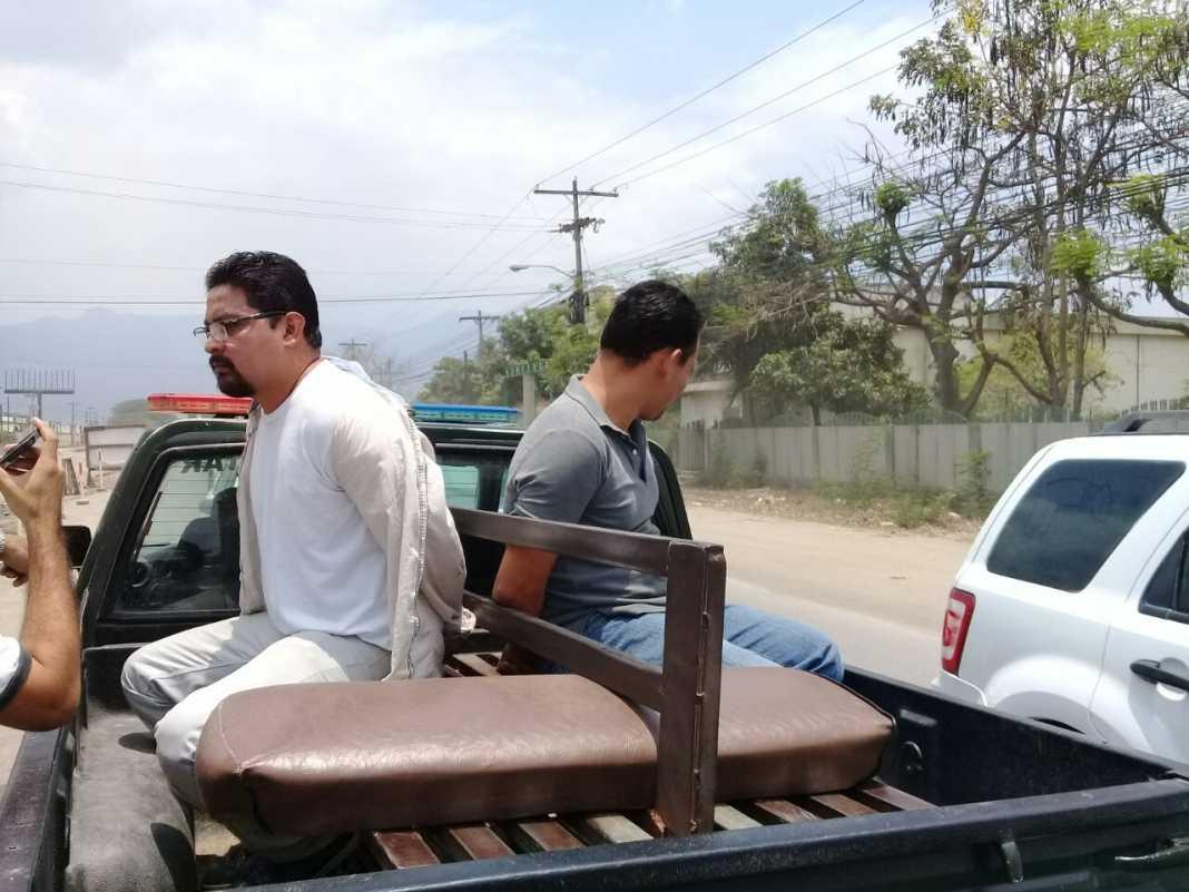 Pandilleros en San Pedro Sula