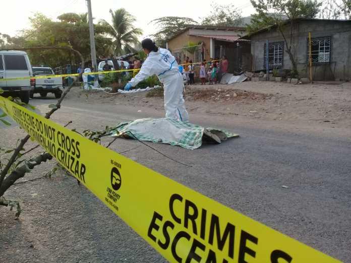 Asesinado en Villanueva
