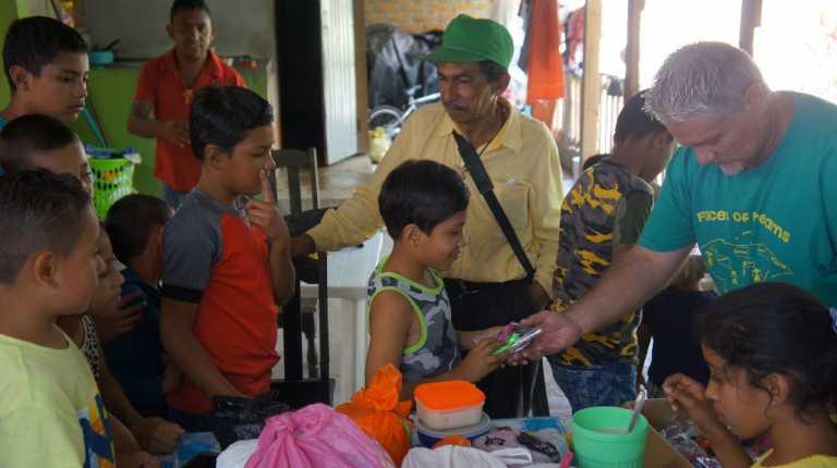 Danlí, El Paraíso: Niños que solo comían una vez al día, son excelencia académica
