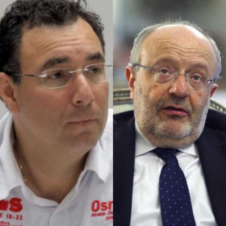 Luis Zelaya se reunió en España con el secretario de Estado Iberoamericano, Fernando Casas