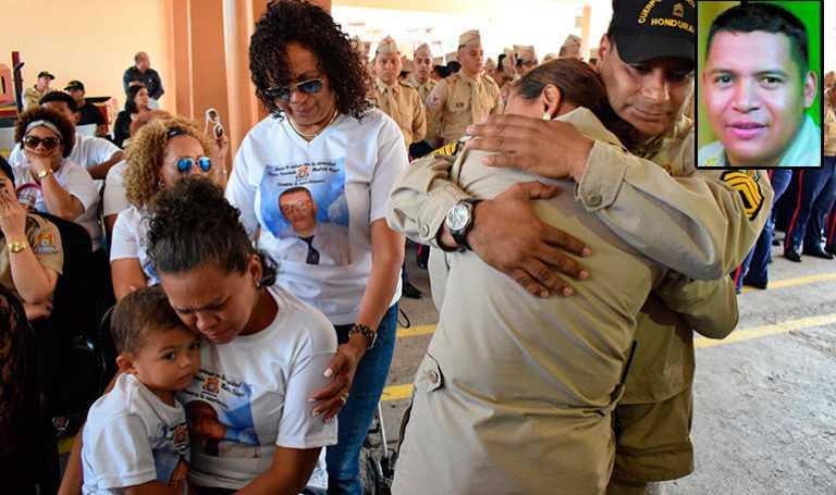 México: El miércoles repatriarán el cuerpo del bombero Frank Santos