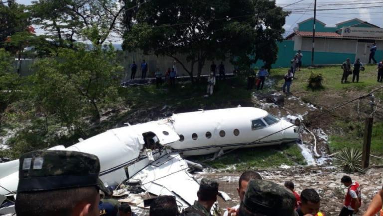 Honduras no será demandada por accidente aéreo, según AHAC