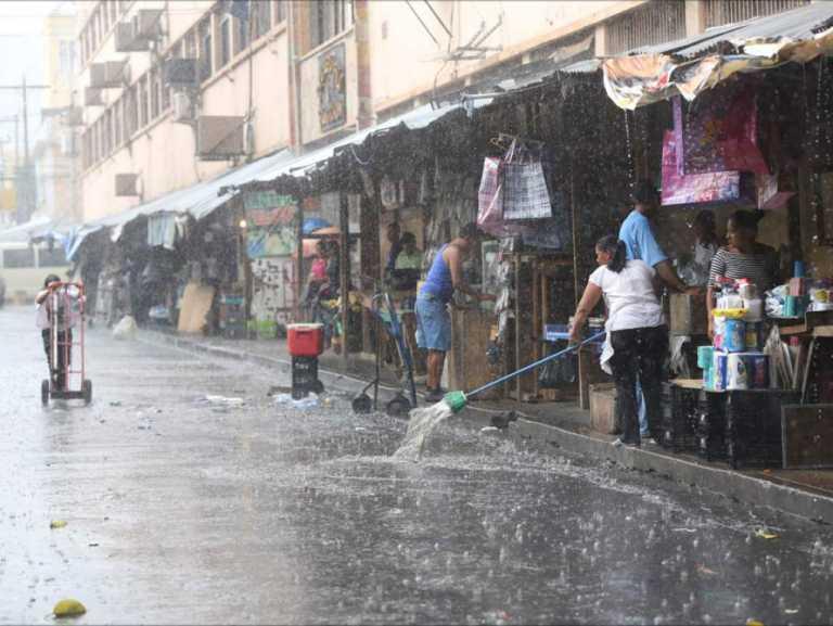 COPECO pronostica vaguadas y ondas tropicales para próximos días