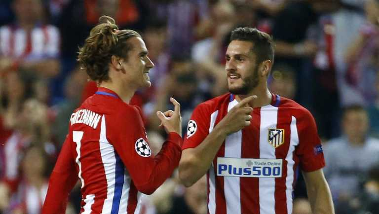 """""""Es un orgullo que el Barça quiera a Griezmann pero está con nosotros"""", jugador del atlético"""