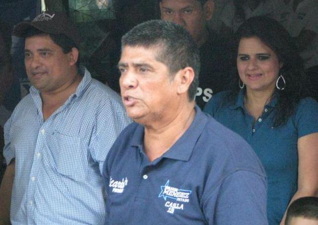 Diputado Edgardo Menéndez